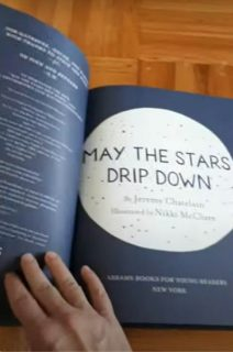'May the Stars Drip Down' book
