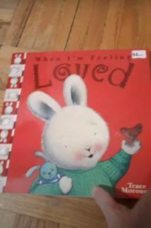 'When I'm Feeling Loved' book