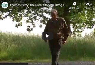 Thomas Berry 'The Great Story' screenshot