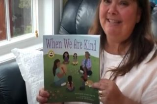 'When We Are Kind' story held by Author Monique Gray Smith